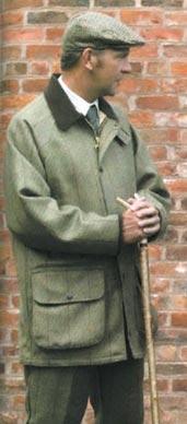 Derby Tweed Jacket