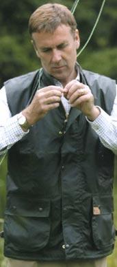 Executive Wax Waistcoat
